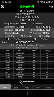 G-NetWiFi- screenshot thumbnail