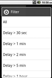 SMS Delay Tracker - screenshot thumbnail