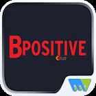 B Positive icon