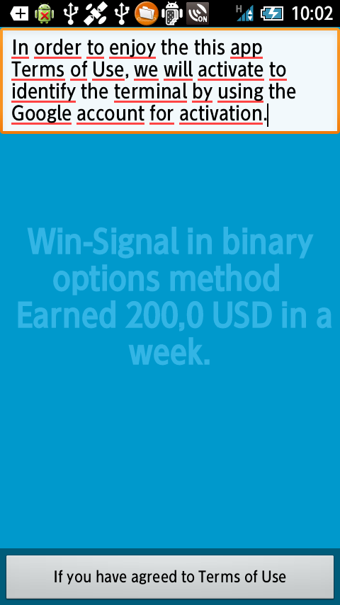 Binary options kas tai