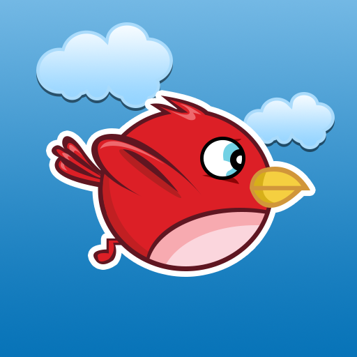 Fly Wings - Free Flappy Bird 益智 App LOGO-APP試玩
