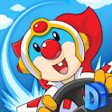 Mole Kart logo