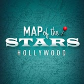 Map of the Stars Hollywood