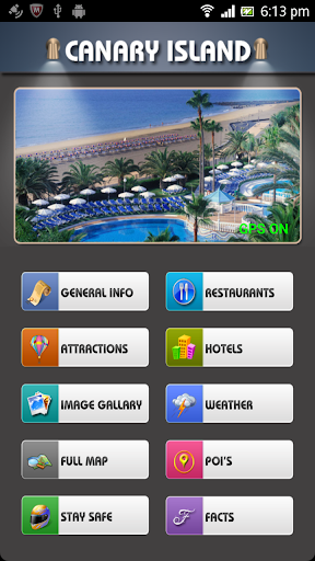 Canary Islands Offline Guide