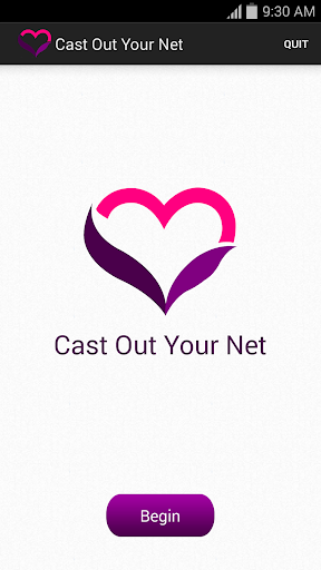 Cast Out Your Net