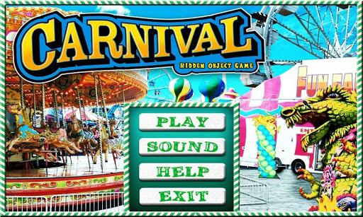 Carnival - Free Hidden Objects