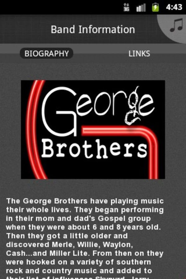 George Brothers- screenshot