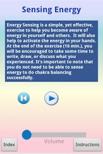 Chakra Balance Energy Healing- screenshot thumbnail