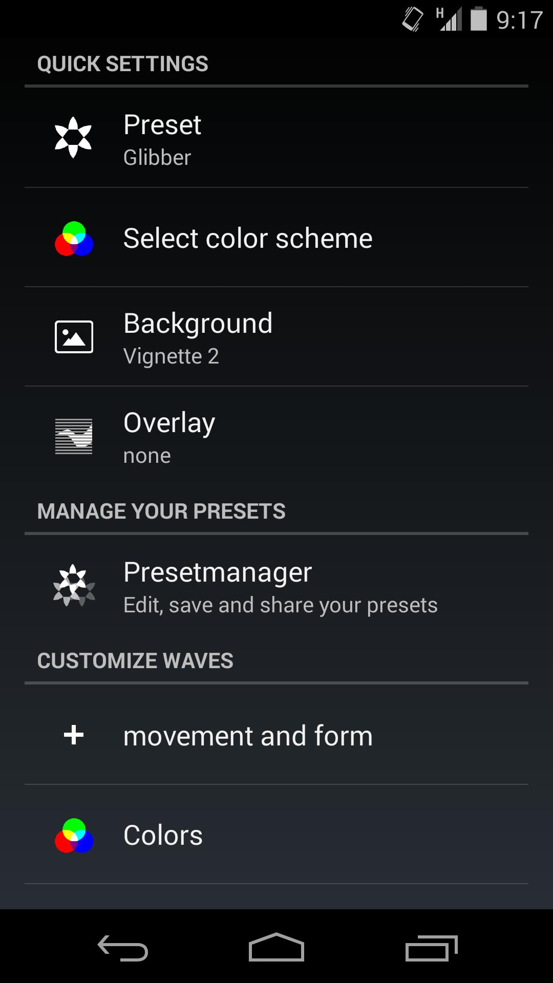 Wave screenshot #6