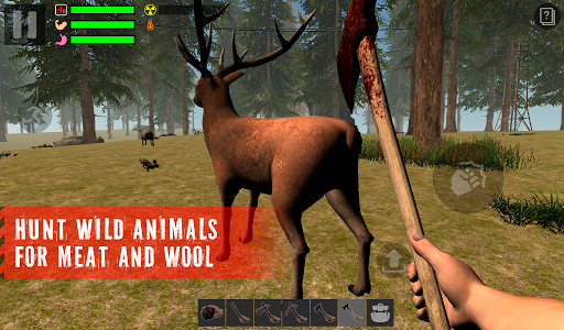 The Survivor: Rusty Forest v1.0.3