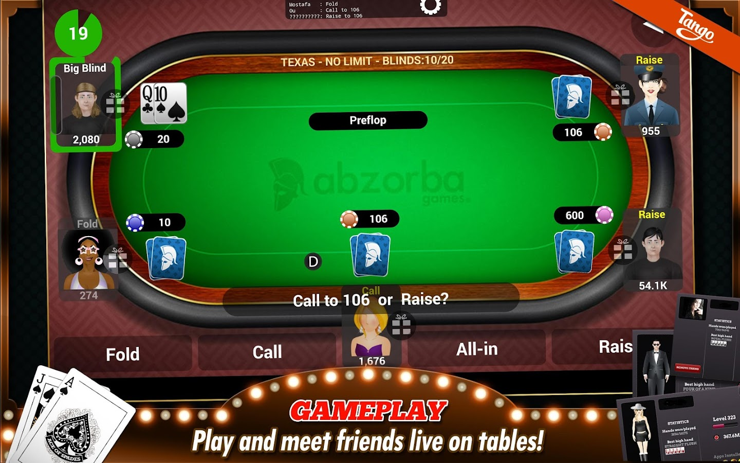 Abzorba live blackjack coupons
