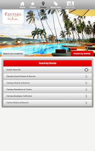 Centara Hotels & Resorts screenshot 13