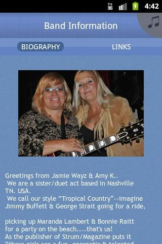 Jamie Wayz with Amy K - screenshot