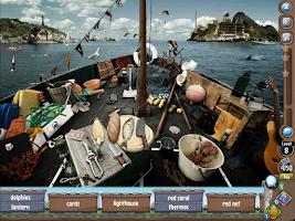 Screenshot of Hidden Express