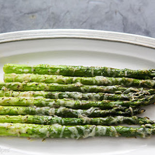Baked Asparagus With Parmesan Cheese Recipes.