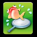 GoldFish Scooping! logo