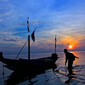 by Ekky Sinting - Landscapes Sunsets & Sunrises