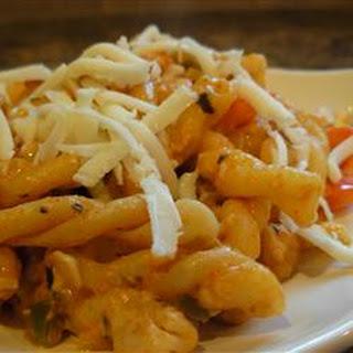 Pasta and Bean Casserole.