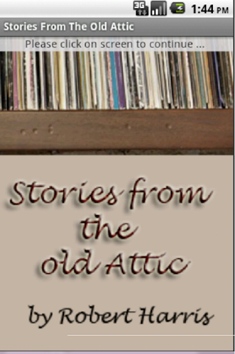 Stories From The Old Attic