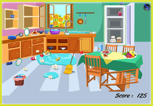 Home Cleanup Game 1.3.0 screenshots 8