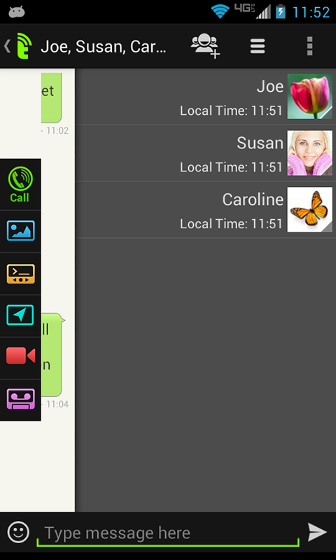 Download Talkray - Free Calls and Text for android devices free