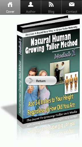 Grow Taller Increase Height
