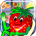 Fruit Cocktail slot machine logo