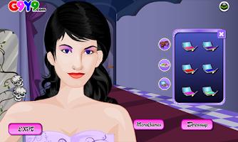 Screenshot of moon princess