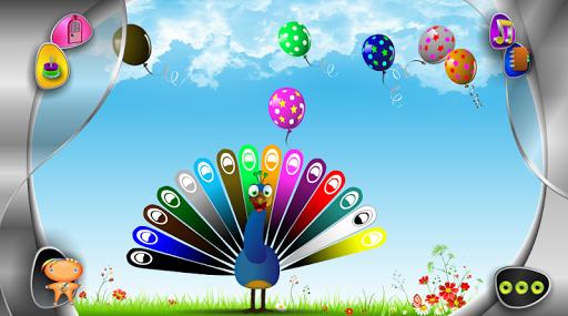 Balloons & Peacock Color Match 1.0.0 screenshots 3