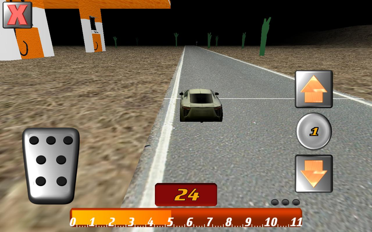 Slyon Street Tuner 2 - screenshot