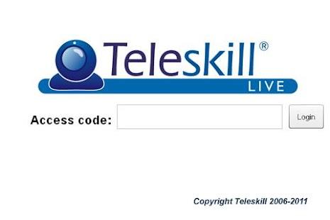 Teleskill® Live Mobile- screenshot thumbnail