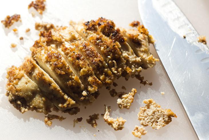 PALEO WALNUT CRUSTED CHICKEN Recipe