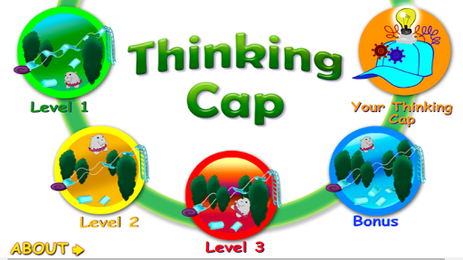 Thinking Cap Brain Game Free