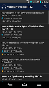 JW.org Podcast English AdFree - screenshot thumbnail