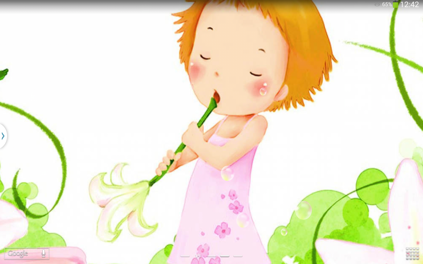 Cute Live Wallpapers For Girls Android Apps On Google Play