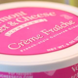 Crème Fraîche.