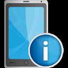 Informacion del celular icon