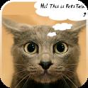 Pets talk icon