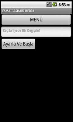 ESMA-İ ASHABI BEDİR v2 - screenshot