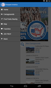 Passport America- screenshot thumbnail