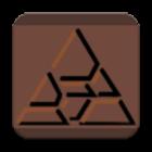 Textural Triangle icon