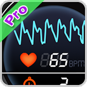 Quick Heart Rate Monitor Pro