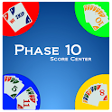 Score Center for Phase 10 icon