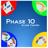 Score Center for Phase 10