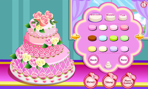 free wedding cake games wedding cake android apps on play 14453