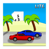 Racing Addition Kids Math Lite