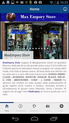 MaxEmpory Store