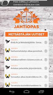 Jahtiopas- screenshot thumbnail