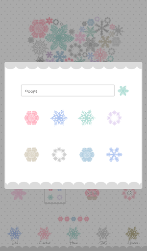 免費個人化App|winter love도돌런처테마|阿達玩APP