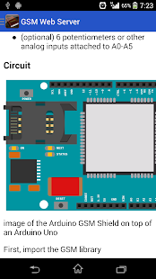 Arduino Libraries Free- screenshot thumbnail